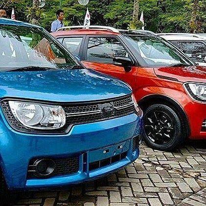 Suzuki Ignis akan dijual dengan harga dibawah 200 juta tapi diatas 150 juta Rupiah.