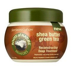 Softsheen Carson Roots Of Nature Reconstructing Deep Treatment