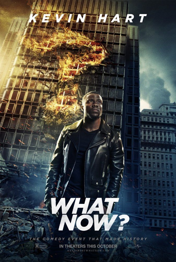 Kevin Hart in Kevin Hart: What Now? (2016)