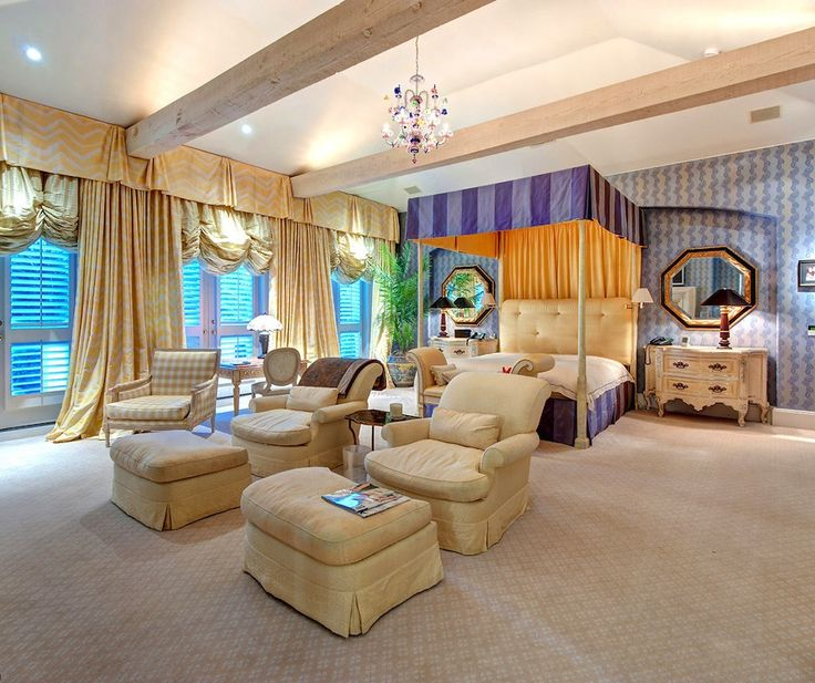 20 Luxurious Design Of Mediterranean Bedroom: 32 Best Exquisite Mediterranean Estate, California