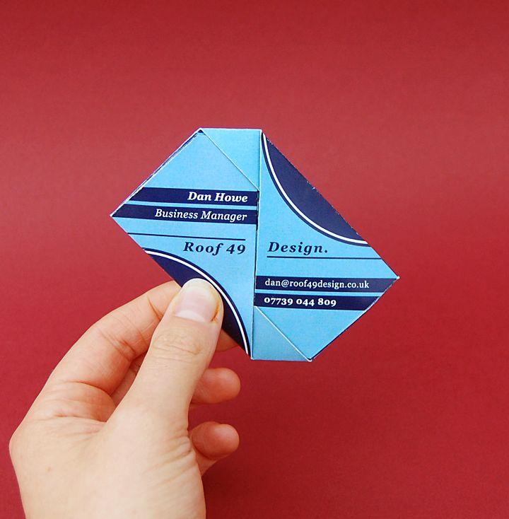 14 best visiting cards images on Pinterest | Business card design ...