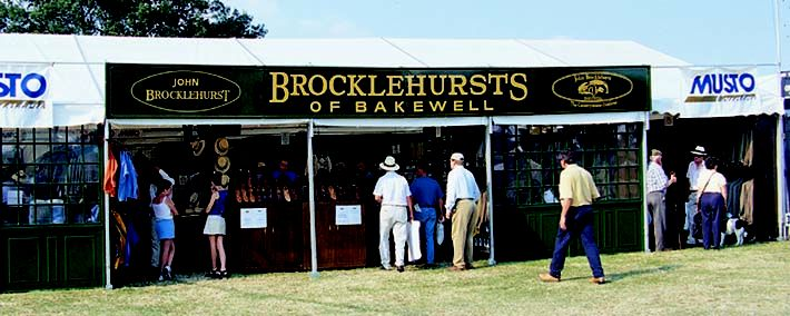 Country Show Diary - Brocklehursts of Bakewell