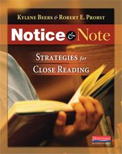 Notice and Note Book Chat | i run read teach June 6, 13, 20.