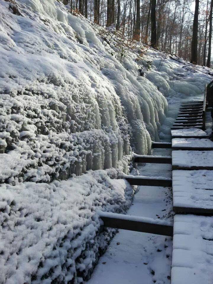 Winter • Drachenschlucht, Eisenach, Thüringen, Germany