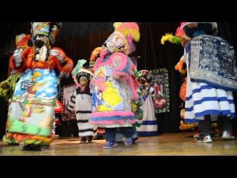 Chinelos de Morelos 12 de diciembre2013 - YouTube