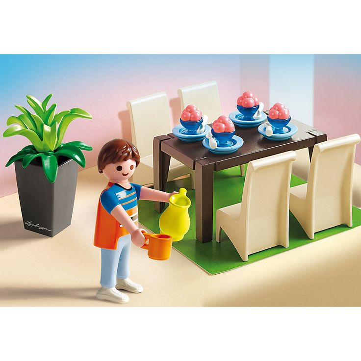 17 best images about playmobil collection on pinterest for Playmobil dining room 5335