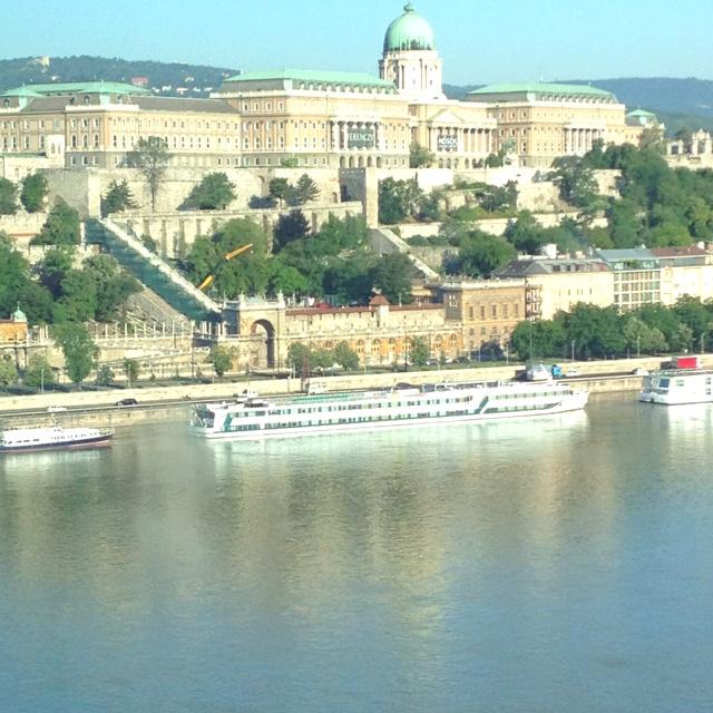 Danube River Budapest  Our European River Cruise May  June 2013  Pinter