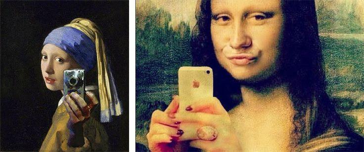 """Foto a Fuoco: Il """"SELFIE""""... la nuova moda fotografica! O forse no?"""