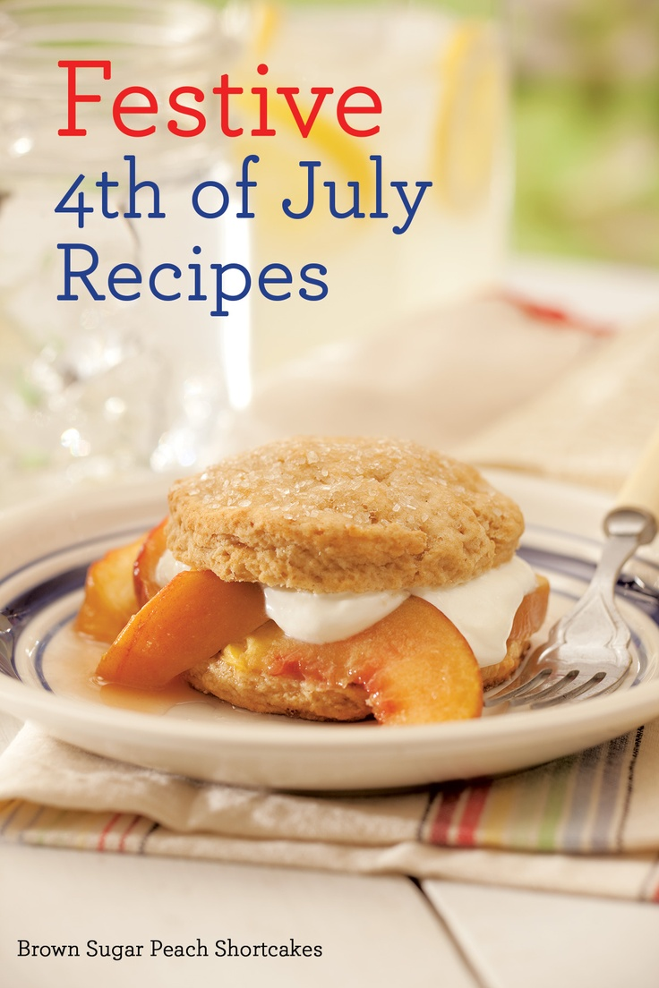 4th of july healthy food ideas