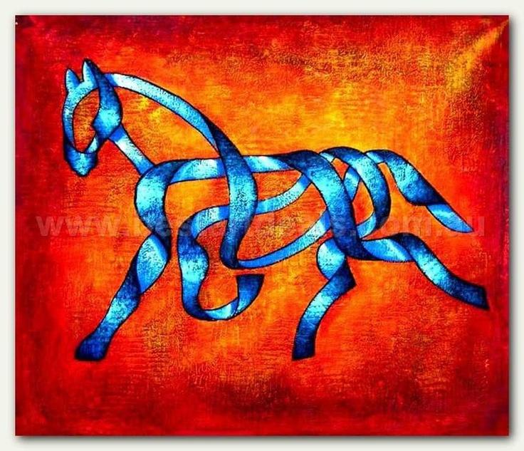 Imaginary Horse