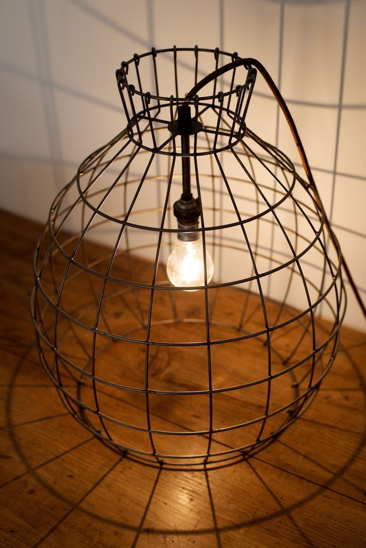 The 25 best wire lampshade ideas on pinterest quirky home decor amazing wire lampshade greentooth Choice Image