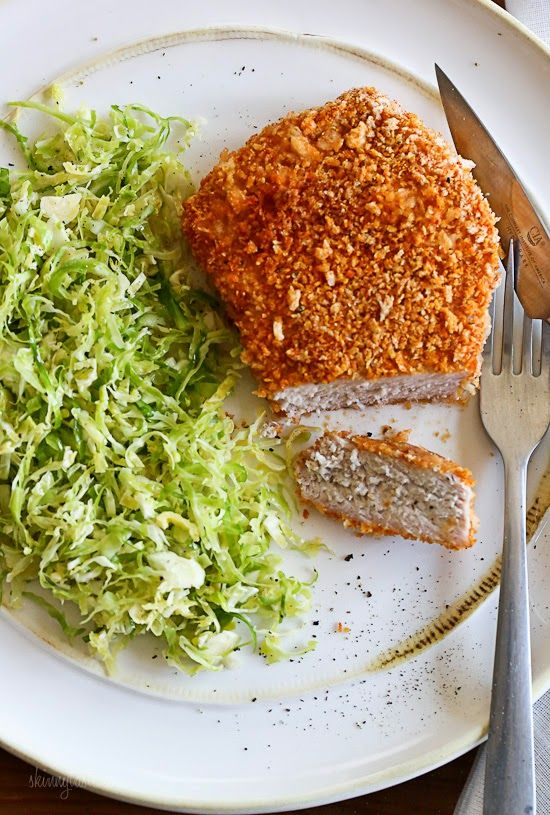 "... Fried"" Breaded Pork Chops 