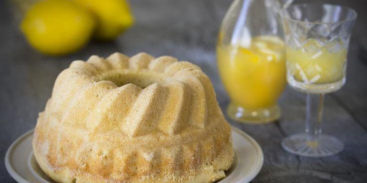 Valmista Sitruunakakku tällä reseptillä. Helposti parasta!