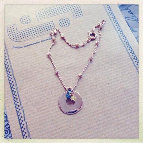 Janine Binneman Jewellery ~ Bridesmaid gift! ~  November 2013
