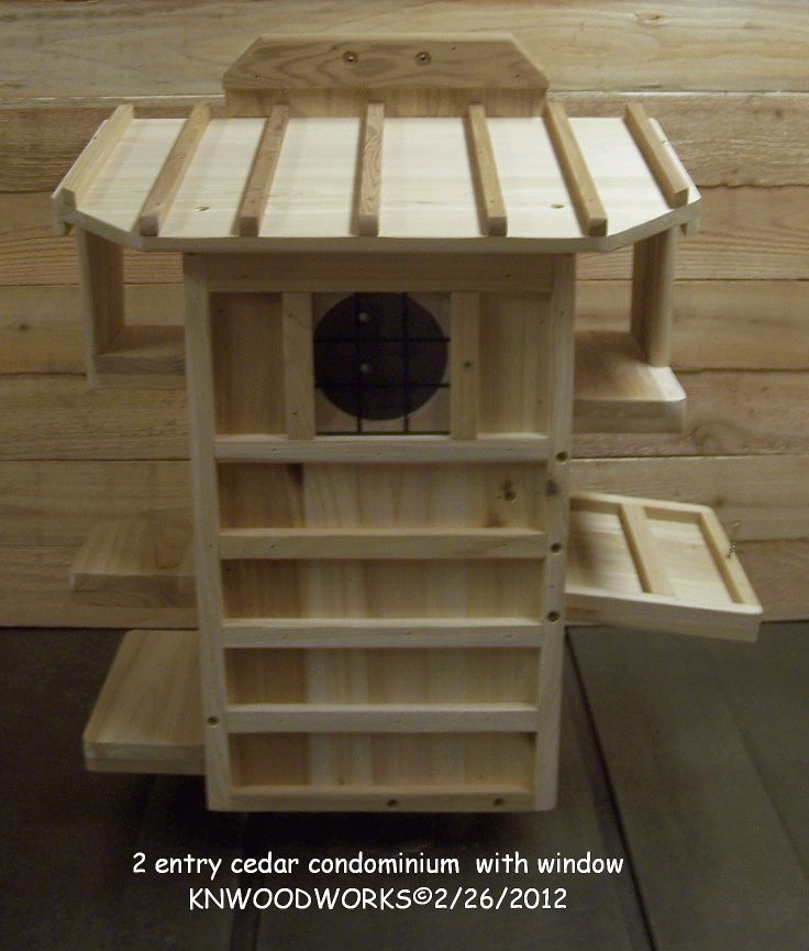 51 best squirrel house images on pinterest   bird houses, birdhouses