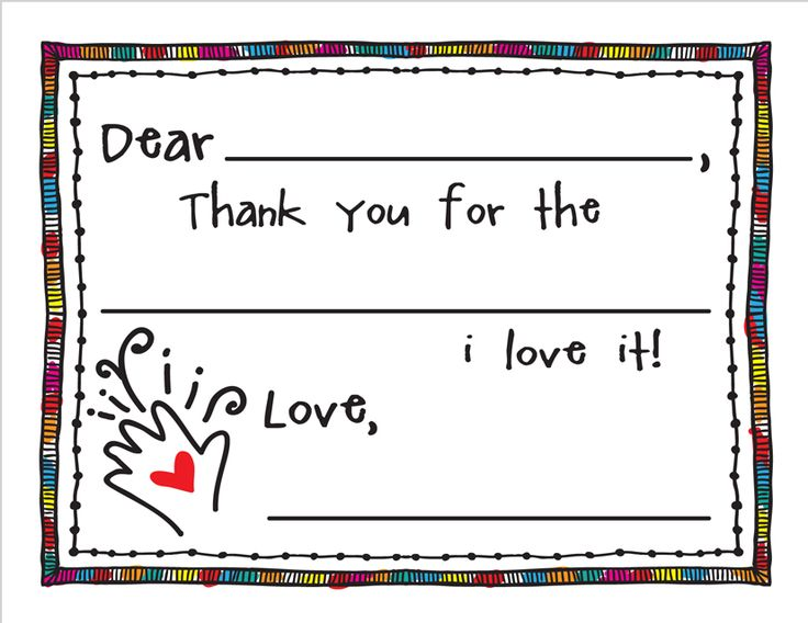 Thank you noteFantastic Download, For Kids, Dollar Download, Kids Crafts, Christmas Printables, Corfee Rocks, Classroom Ideas, Cards, Stephanie Corfee