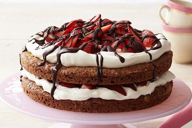 chocolate-strawberry-shortcake-118553 Image 1