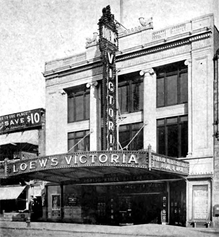 Abandoned Buildings In Amsterdam Ny: 85 Best Images About Broadway Theaters On Pinterest