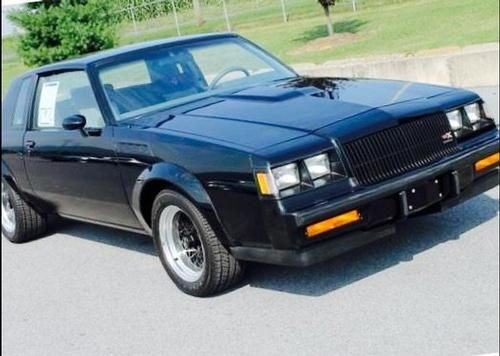 1987 Buick GNX for sale by owner on Calling All Cars  http://www.cacars.com/Car//Buick/GNX/1987_Buick_GNX_for_sale_1009087.html