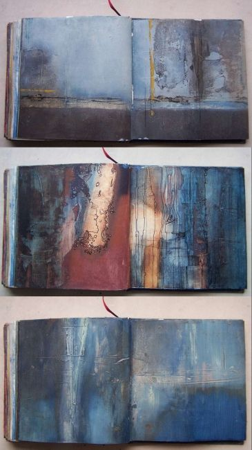 #so65 #sketchbooks I'm searching - Carnet de travail  Élisabeth Couloigner