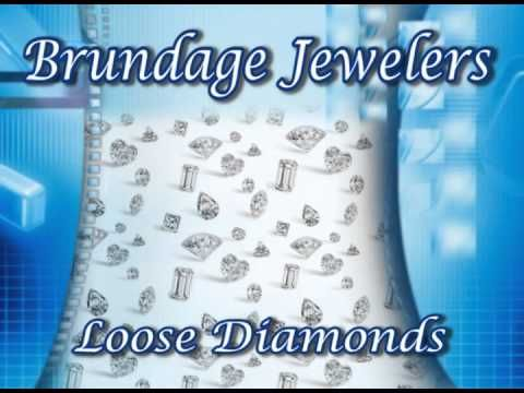 Diamonds Kentucky | Loose Diamonds 40207 | Brundage Jewelers   Your diamond choices will be as extensive as your imagination once you see the artisan studio here at Brundage Jewelers.