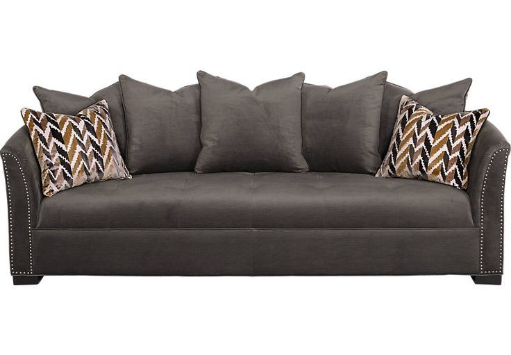 1000 Ideas About Charcoal Couch On Pinterest Living Room Lighting Light Grey Walls And Black
