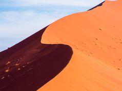 Görkemli Kum Tepeleri: Sossusvlei, Namibya