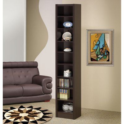 Coaster Furniture Slim Bookcase - 800285