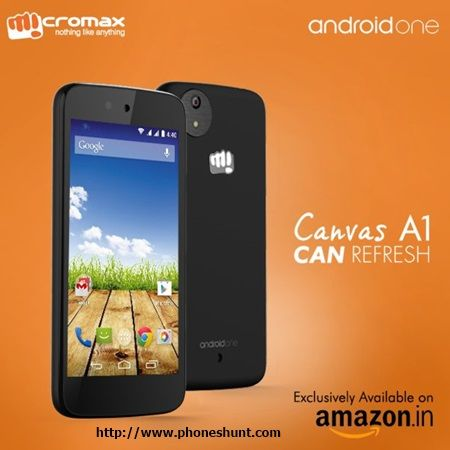 Micromax Canvas A1 Full Specification, Features and Price: - Here today I am going to share about the latest upcoming smartphone in India which having Android One which is launched by Google. This ...