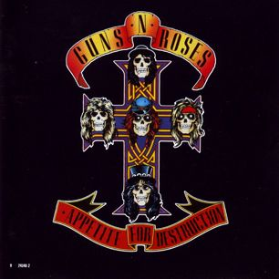 With 'Appetite for Destruction, Guns N' Roses left all other Eighties metal bands in the dust, and they knew it too.