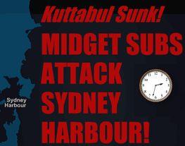 Midget Submarine animation still