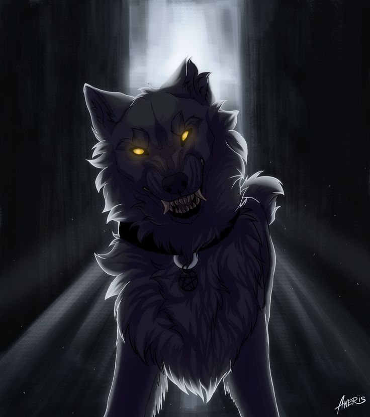 Nice werewolf - photo#35