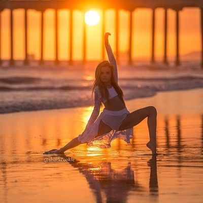 sharkcookie:@miadiazdancer thank you for an amazing photo shoot last night!
