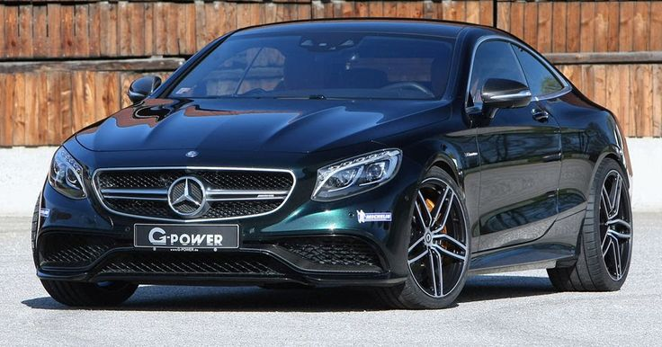 G-Power's 695 HP Merc-AMG S63 Coupe Is What You Call A Supercar