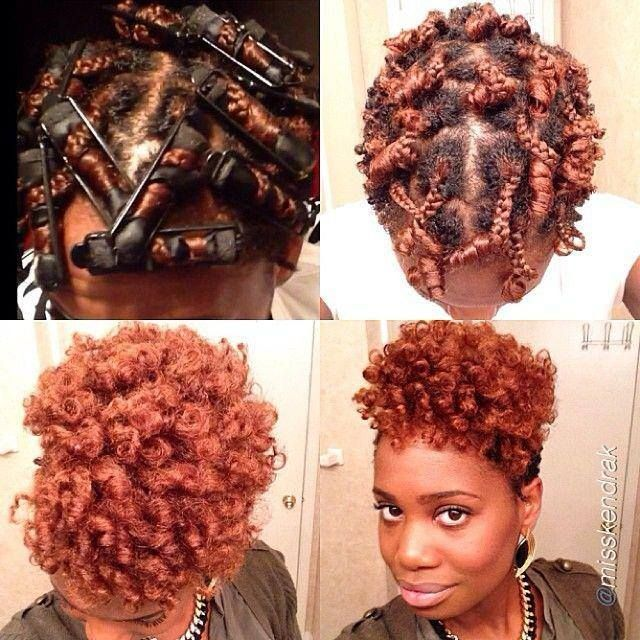 (Everything Except Sponge Rollers. Takes All The Moisture