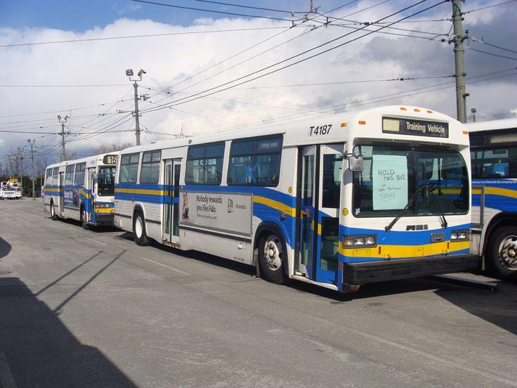 Coast mountain bus company in 2020 bus coast classic