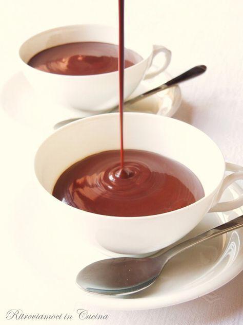 Ritroviamoci in Cucina: Cioccolata Calda (senza bustine)