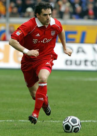 Owen Hargreaves, England (Calgary Foothills SC, Bayern München, Manchester United, Manchester City, England)