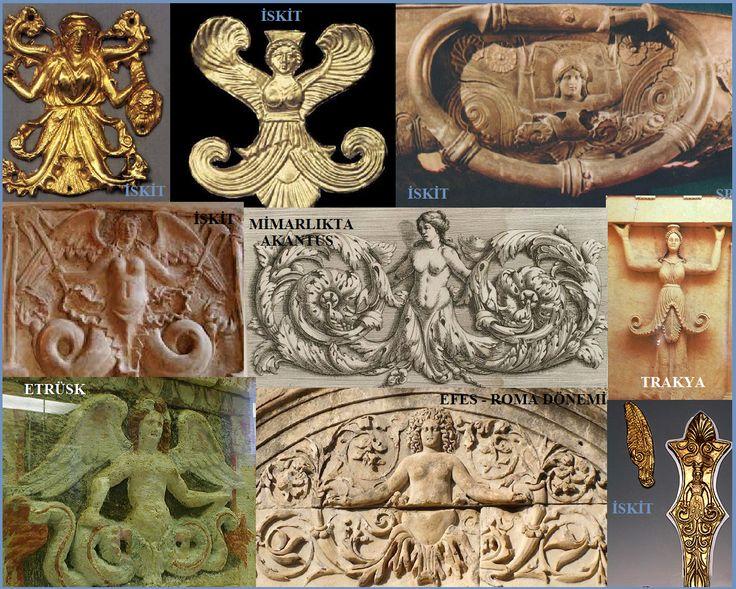Herodot, İskit tanrıçası Api'nin Hera ile aynı olduğunu söyler.       İdentik Türk Tanrıları  Yunan Hera'sının iki ilahe : İskitler...