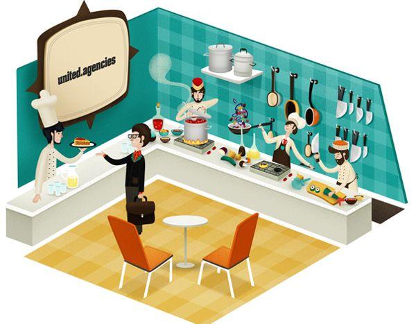 """En el 2013 desarrollo junto a mi colega David Alonso el blog """"Al filo del cuchillo, cocina, realidad y sarcasmo"""" donde entre muchas cosas rompemos con mitos del mundo gastronómico, hacemos un crudo análisis de nuestra profesión y nos reímos un poco.  http://alfilodelcuchillococina.blogspot.com/"""