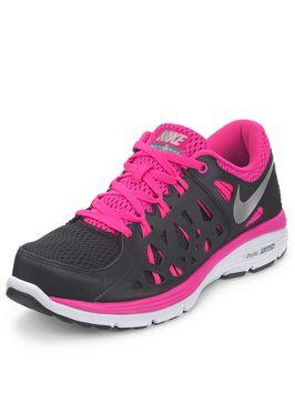 Nike Dual Fusion Run 2 Running Trainers
