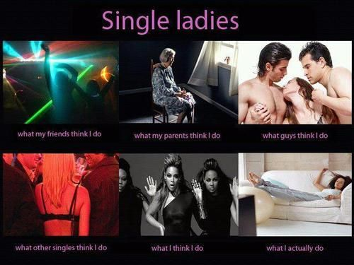 single ladies.: Gifts Cards, My Life, Single Life, Truths, So True, Funny Stuff, Single Lady, Be Single, True Stories