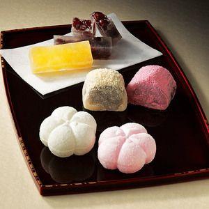 <森八>の代表銘菓を贅沢に。【高島屋限定】金沢 加賀の雅