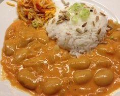 OBĚD - KOMPLET - fazole na paprice