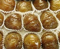 Marrons glaces (candied chestnuts) Recipe