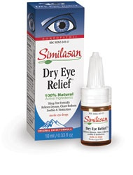 I use these Dry Eye Relief ,When I'm on the computer alot. So soothing ! i buy mine at CVS Pharmacy~Lynne