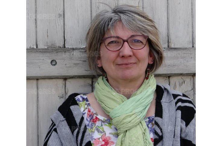 Isabelle Thérond. Photo Ève ROBERT