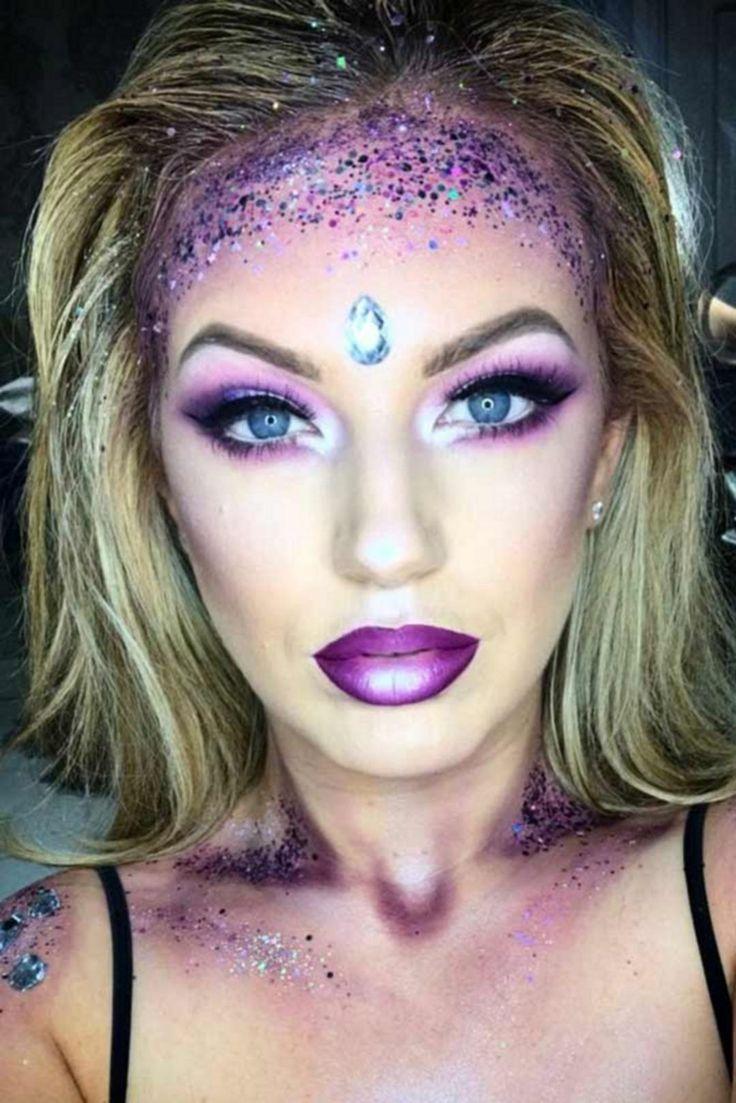 Stunning 45+ Beauty Fairy Unicorn Makeup For Halloween Party https://www.tukuoke.com/45-beauty-fairy-unicorn-makeup-for-halloween-party-12241