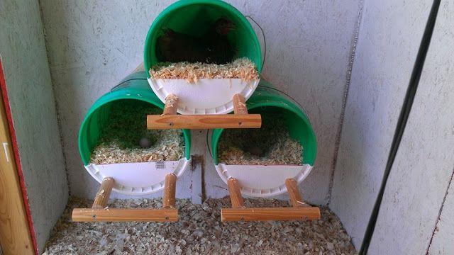 Ελληνικές Κότες: Φτιάξτε φωλιές για κότες: Δείτε αυτές τις 8 πατέντες και οι κότες δεν θα σταματάνε να γεννάνε αυγά!!