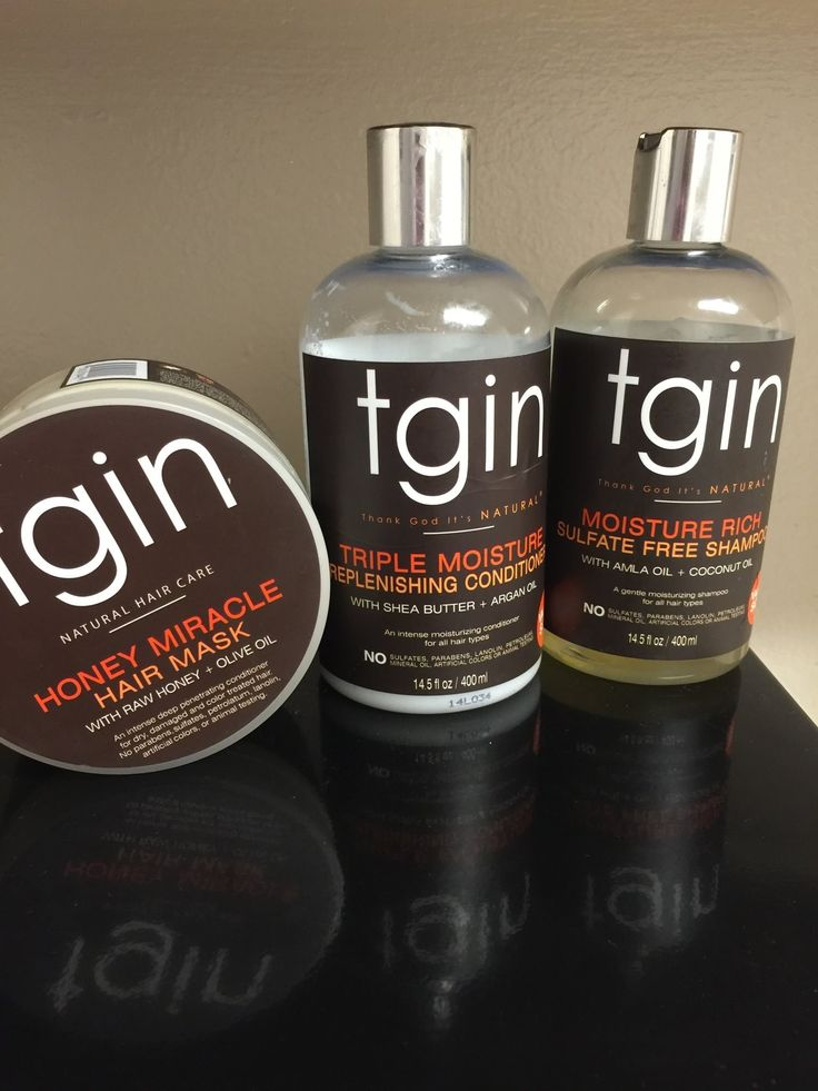 Tgin And Giovanni Hair Products Plus Braided Headband On